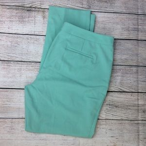 Vince Camuto Mint Green Pants 10